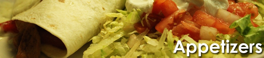 Mexican Cuisine Appetizers by Don Pedro Restaurant Charlotte
