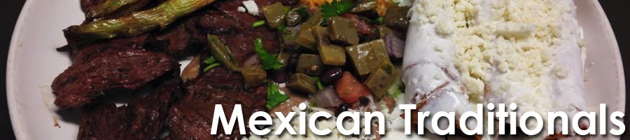 Traditional Mexican Food Don Pedro Restaurant Charlotte