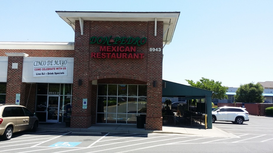 Don Pedro Mexican Food Restaurant South Tryon