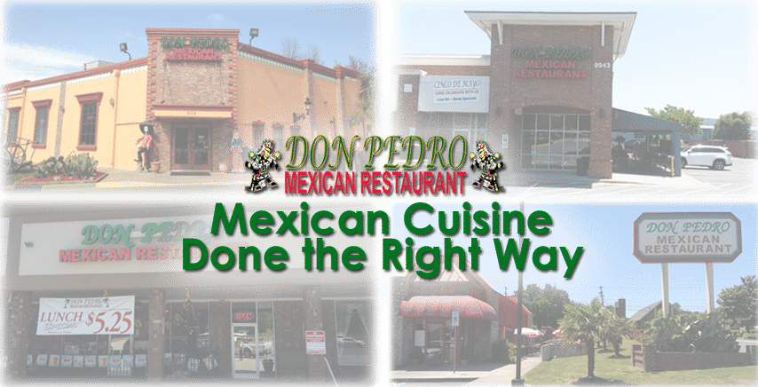 Best Mexican Food in Charlotte Don Pedro Restaurant