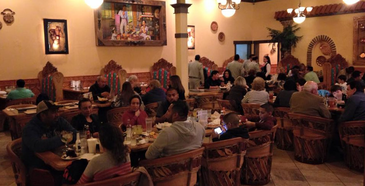 Best Mexican Food Place in Charlotte Don Pedro Restaurant