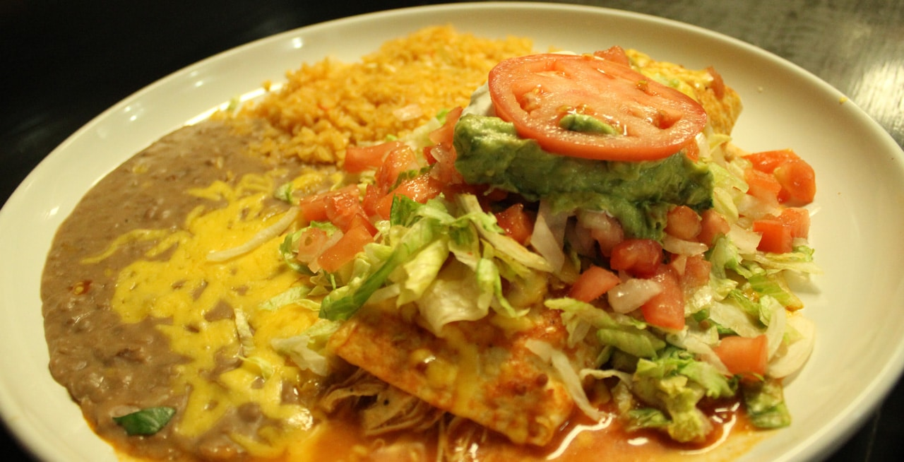 Healthy Mexican Food Charlotte Don Pedro Restaurant